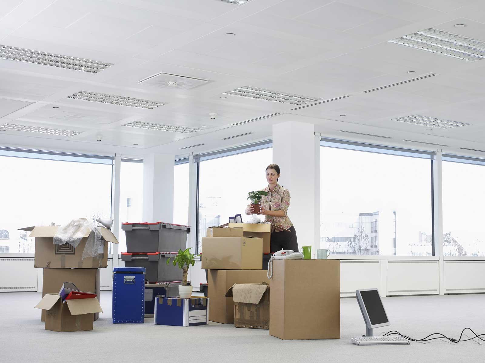 Les points importants d'un déménagement professionnel